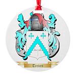 Teeven Round Ornament