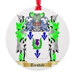 Teesdale Round Ornament
