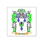 Teesdale Square Sticker 3