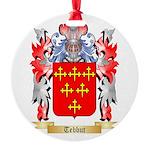 Tebbut Round Ornament