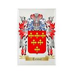 Tebbut Rectangle Magnet (100 pack)