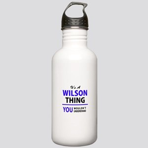 It's WILSON thing, you Stainless Water Bottle 1.0L
