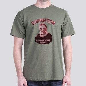 Dissention RBG Dark T-Shirt