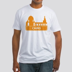 National landmark Cairo silhouette T-Shirt