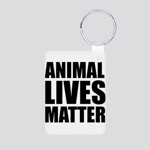 Animal Lives Matter Keychains