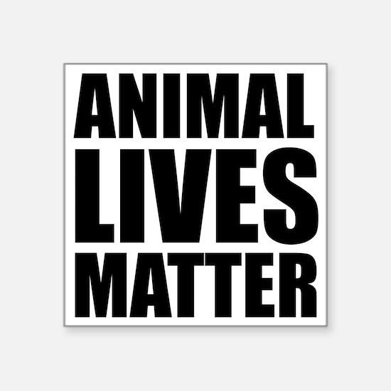 Animal Lives Matter Sticker
