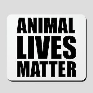 Animal Lives Matter Mousepad