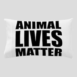 Animal Lives Matter Pillow Case