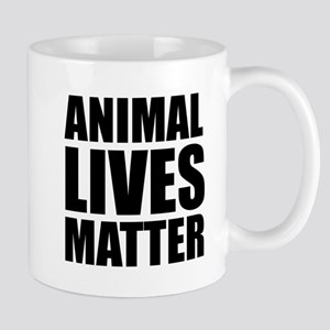 Animal Lives Matter Mugs