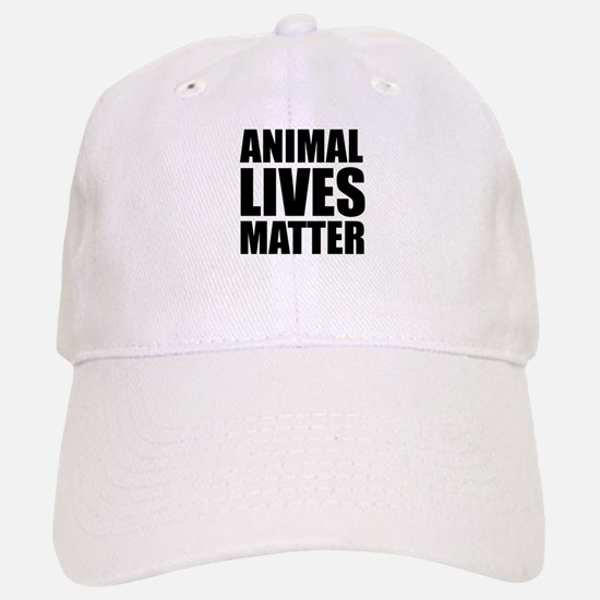Animal Lives Matter Baseball Baseball Baseball Cap