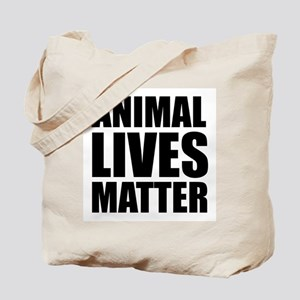 Animal Lives Matter Tote Bag