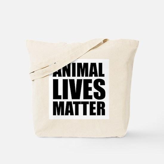 Animal Lives Matter Tote Bag