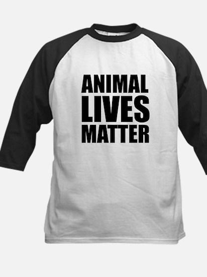 Animal Lives Matter Baseball Jersey