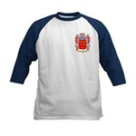 Tebbott Kids Baseball Jersey