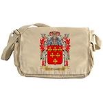 Tebbott Messenger Bag