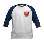 Tebboth Kids Baseball Jersey