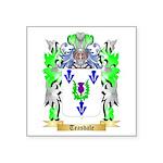 Teasdale Square Sticker 3