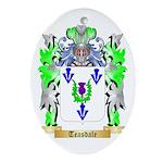 Teasdale Oval Ornament