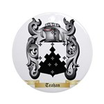 Teahan Round Ornament