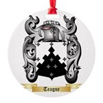 Teague Round Ornament