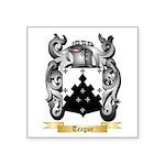 Teague Square Sticker 3