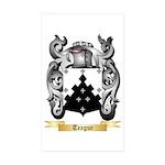Teague Sticker (Rectangle 50 pk)