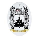 Teague Oval Ornament