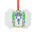 Tea Picture Ornament