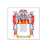 Taylor (Ireland) Square Sticker 3