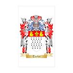 Taylor (Ireland) Sticker (Rectangle 50 pk)
