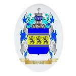Tayleur Oval Ornament