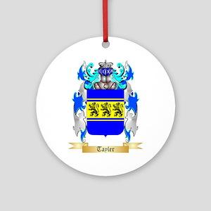 Tayler Round Ornament