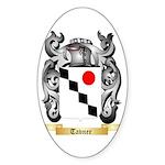 Tavner Sticker (Oval 50 pk)