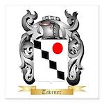 Tavener Square Car Magnet 3