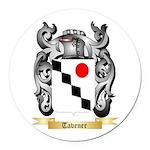 Tavener Round Car Magnet