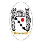 Tavener Sticker (Oval)