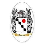 Tavener Sticker (Oval 50 pk)