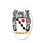Tavener 20x12 Oval Wall Decal