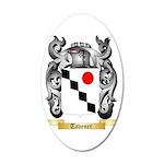 Tavener 35x21 Oval Wall Decal