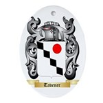 Tavener Oval Ornament