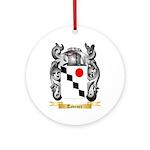 Tavener Round Ornament