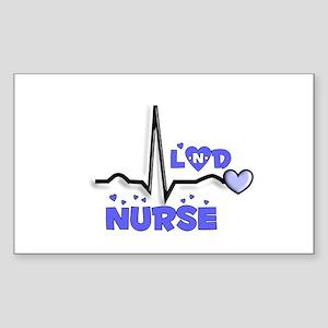 Registered Nurse Specialtie Sticker