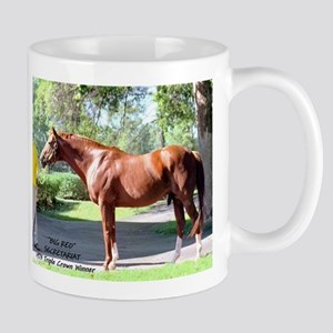 "SECRETARIAT ""Big Red"" Mugs"