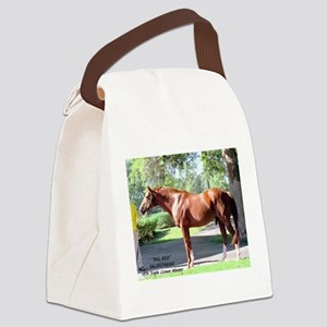 "SECRETARIAT ""Big Red"" Canvas Lunch Bag"