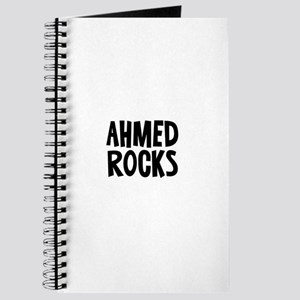 Ahmed Rocks Journal
