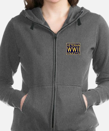 WORLD WAR II VETERAN Sweatshirt