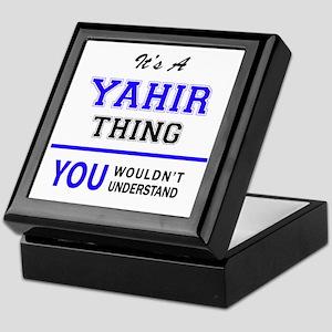 It's YAHIR thing, you wouldn't unders Keepsake Box