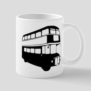 Double decker bus Mugs