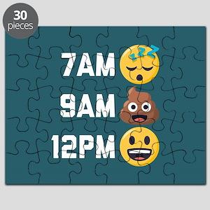 Emoji Times Puzzle