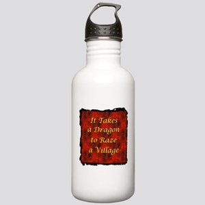 dragontshirt Stainless Water Bottle 1.0L